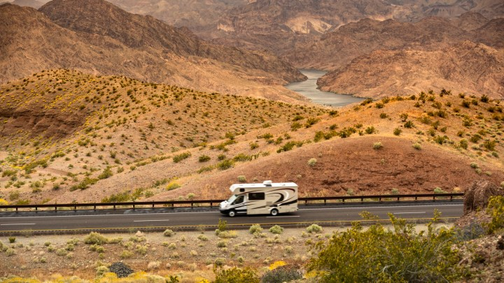 What's the Ideal RV Highway Speed?