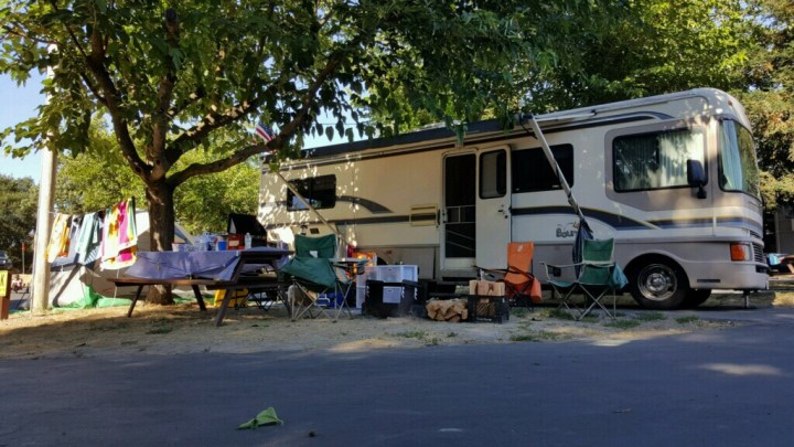 Should You Leave Your RV Tanks Open at a Campground with Full Hook-Ups?