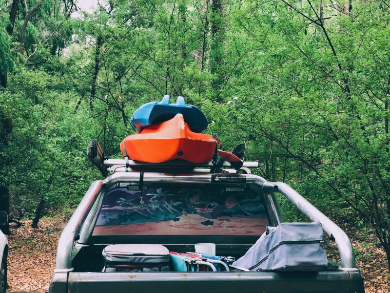 best lance travel trailers and lance load roof rack system