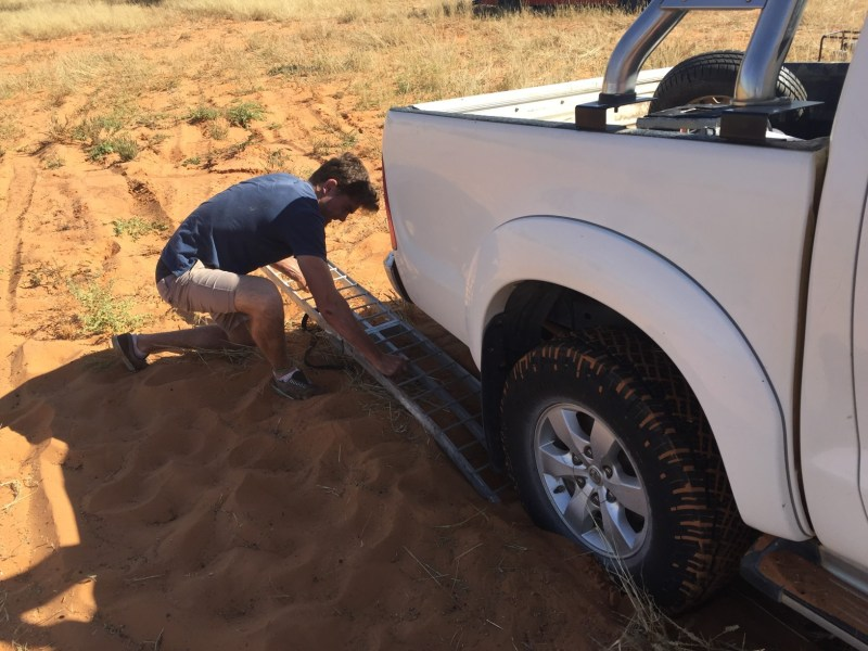 RV beach camping damage and prevention. don't get stuck in sand