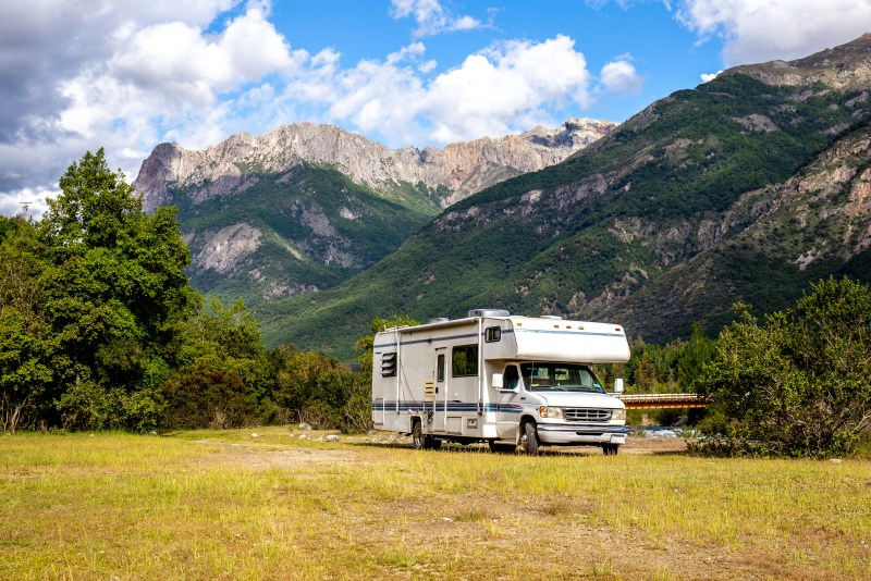 before buying your rv consider size of RV