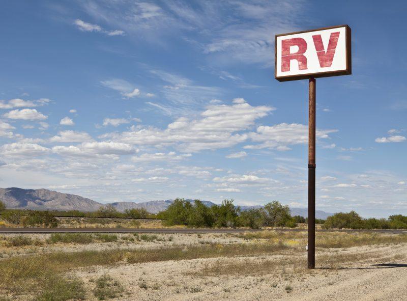 elks lodge RV over night parking