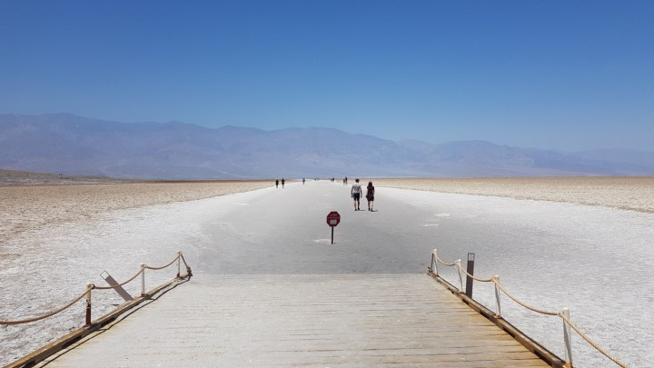 Why Do People Visit Badwater Basin in California?