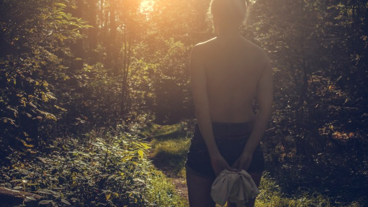 How to Take a Clothing Optional Camping Trip