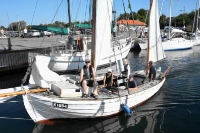 Tærø Rundt 2018. Foto: Karen Lyager