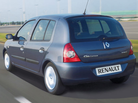 Location Renault Clio Campus 2009 Nantes 2 Place De La