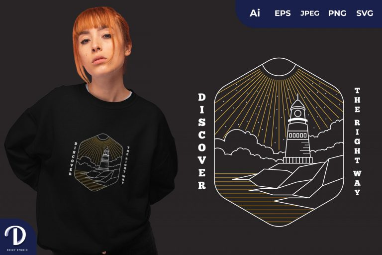 A Cloudy Day Discover The Right Way for T-Shirt Design