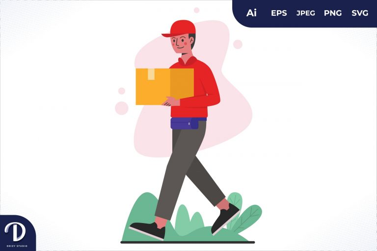Deliver Home Delivery Worker