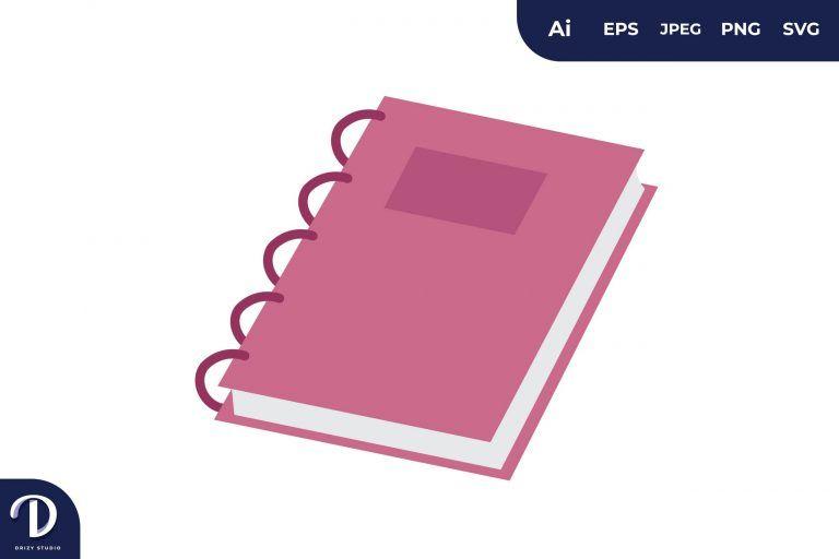 Note Book New Normal School Supplies