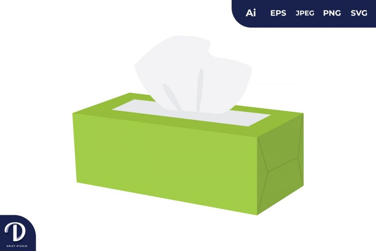 Preview image of Tissue New Normal School Supplies