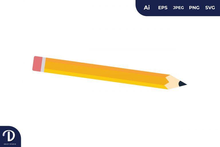 Pencil New Normal School Supplies