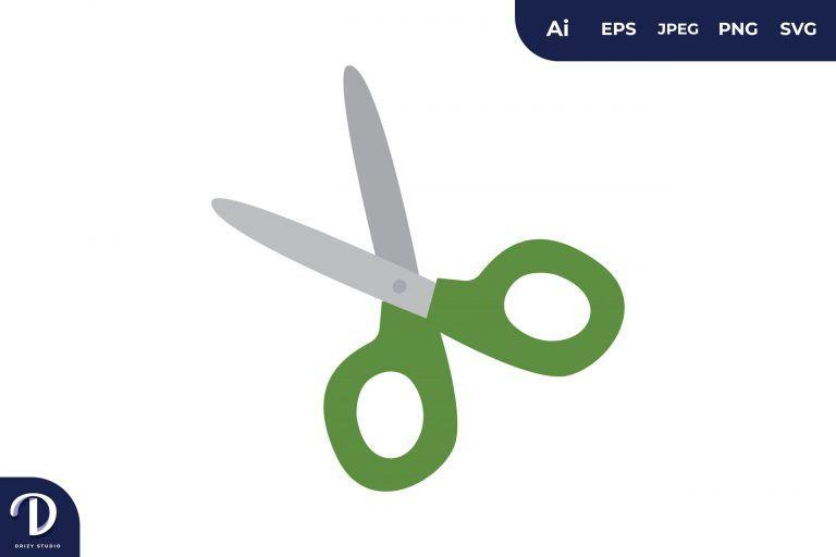 Scissors New Normal School Supplies