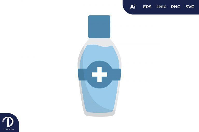 Hand Sanitizer New Normal School Supplies