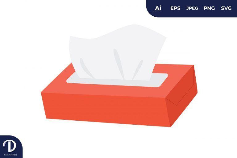 Tissue New Normal School Supplies