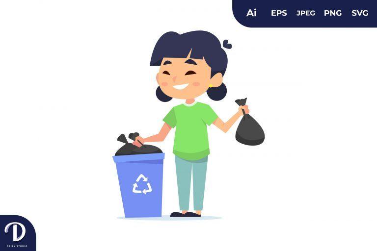 Preview image of Joyful Sorting Trash