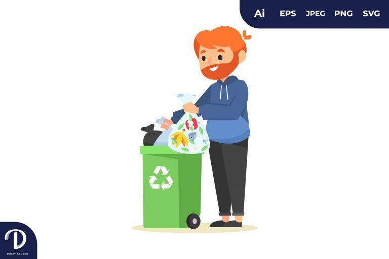 Sorting Organic Trash