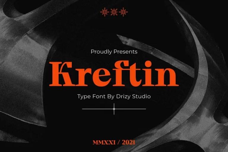 Kreftin