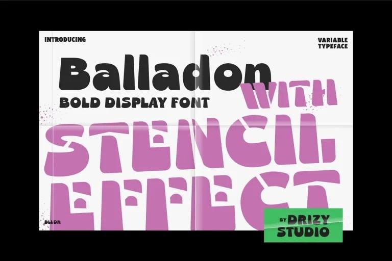Balladon