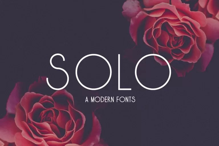 Preview image of Solo