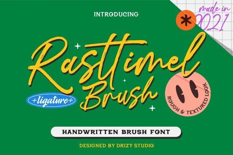 Rasttimel Brush