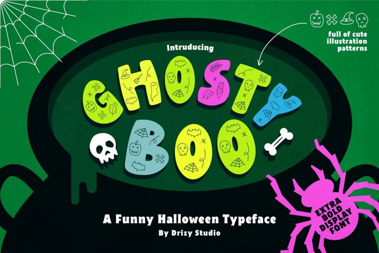 Preview image of Ghostybooo