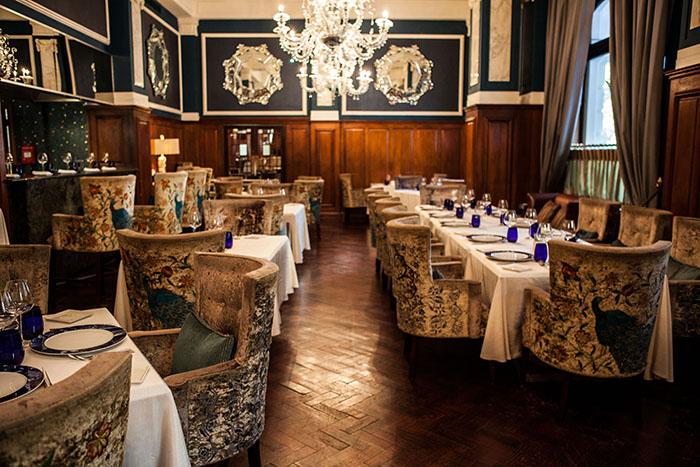 Bombay Brasserie, Taj Hotel, Cape Town