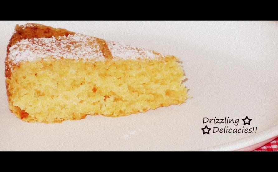 Orange Marmalade Cake (2/6)