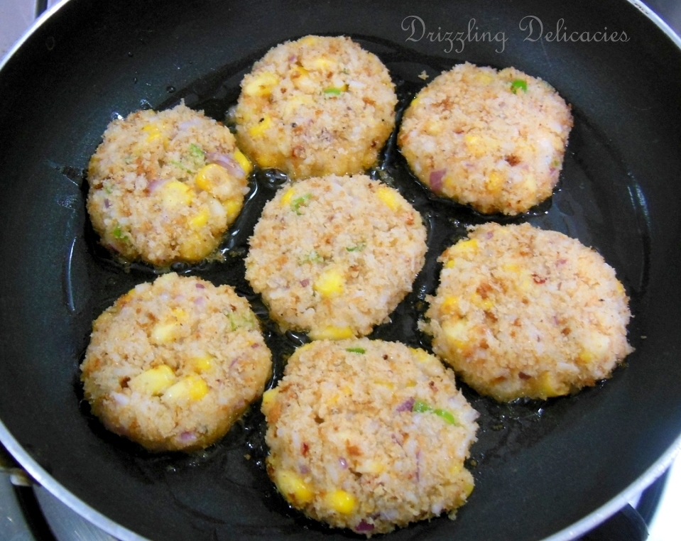 Sweet Corn and Cheese Chili Fritters (6/6)