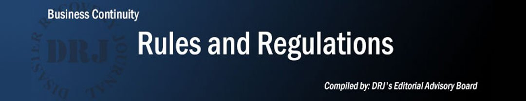 DR Rules & Regulations