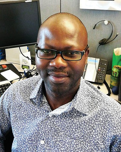 Young Professional Spotlight: Masse Adjetey