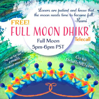 Full Moon Dhikr
