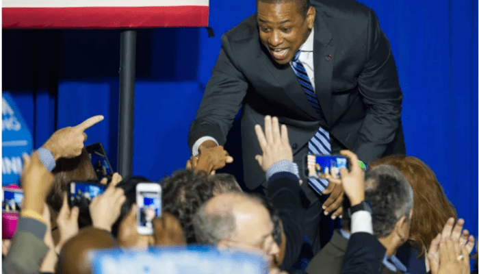 Virginia Lt. Gov. Justin Fairfax Wins 'Everybody's Favorite Cousin' and Other Awards From Congressional Black Caucus Weekend