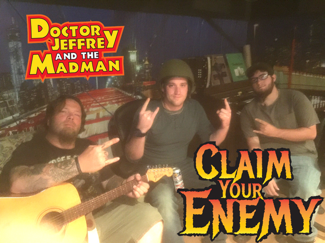 DJMM 10-12-2017 Claim Your Enemy