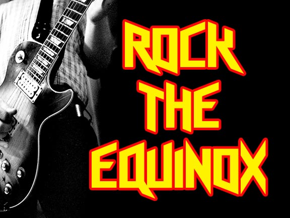 DJMM 10-4-2017 Getting Ready to Rock The Equinox
