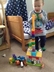 Making a farm/tower