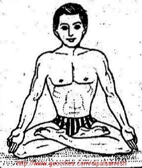 Padmasana - The Lotus Posture in Yoga (1/2)