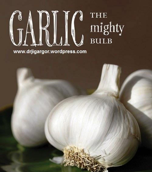 The powerful Healing properties of Herb - GARLIC  (1/2)