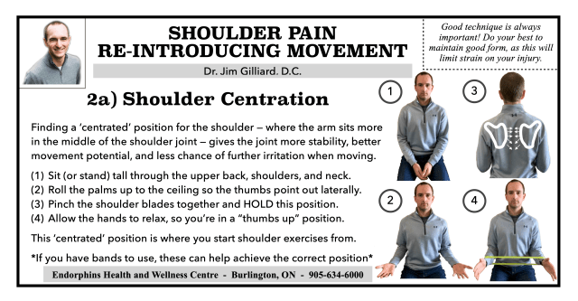 2A - Shoulder Centration