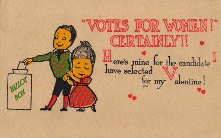 Votes for Women! Certainly!