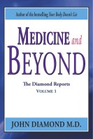 Medicine and Beyond: The Diamond Reports, Vol. 1 book cover
