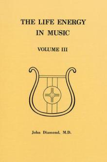 The Life Energy in Music, Vol. 3 book cover