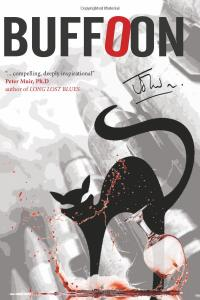 Buffoon by John book cover
