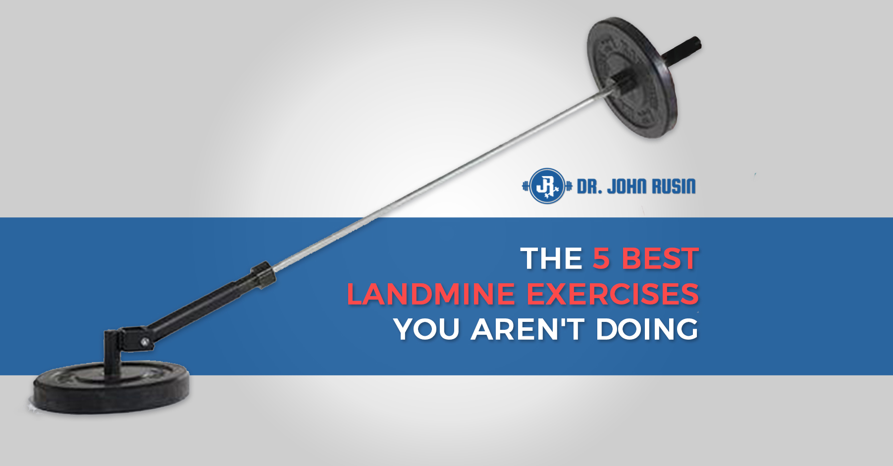 The 5 Best Landmine Exercises You Arent Doing  DrJohnRusincom