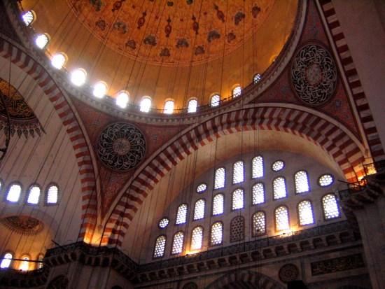 Sulaymaniye Interior