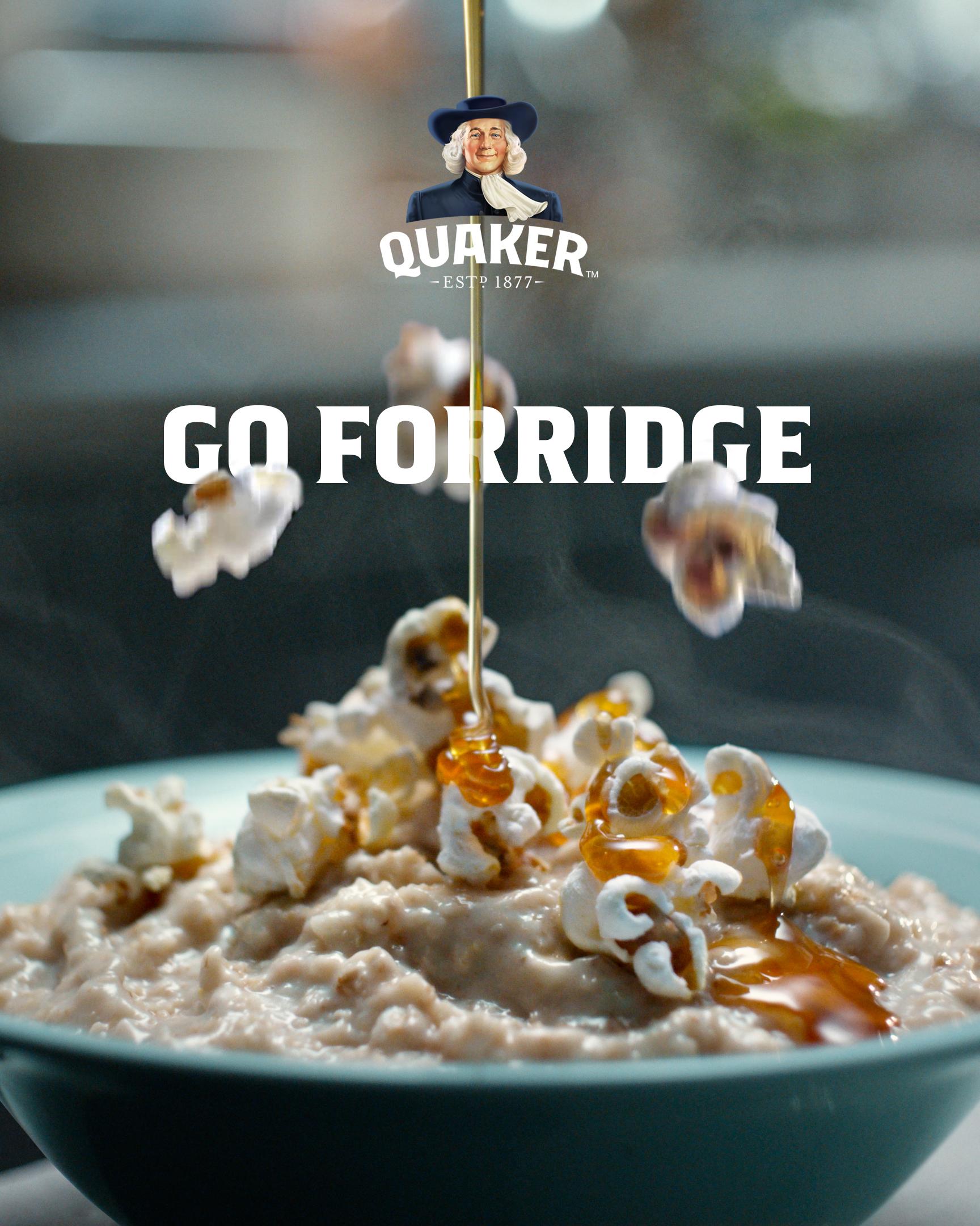 Quaker – Go Forridge