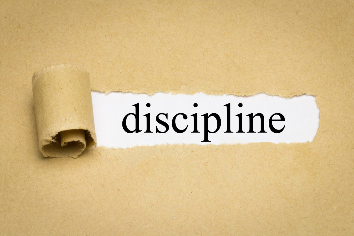 Discipline Dr Jonice Webb