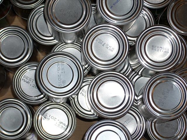 tin-cans-622683_640 Alimentos Proibidos na Ceia de Natal para Diabéticos: Dicas Práticas