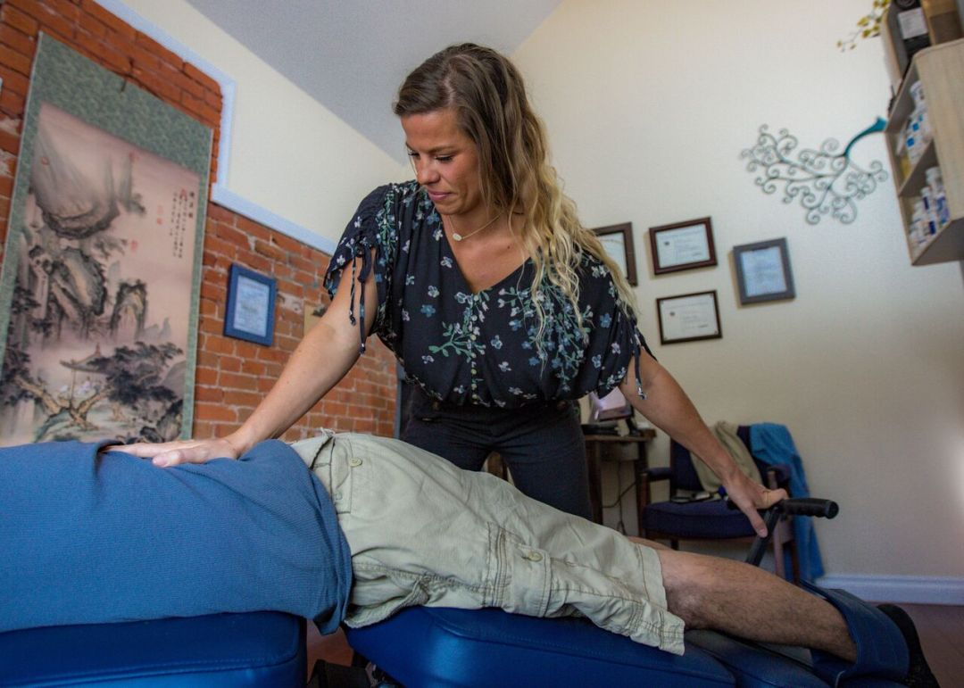 Chiropractic Services at KATAS Integrative Health