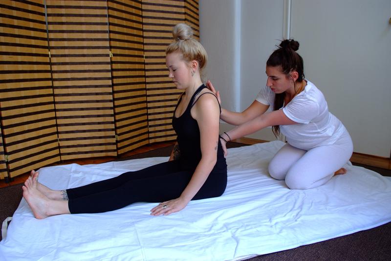 Thai massage at Highlands Chiropractic