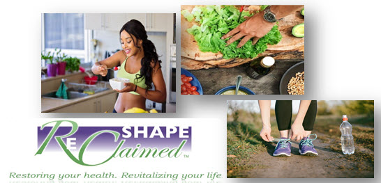 nutritional counseling including diet, exercise and env health